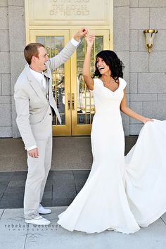 Rebekah Westover Photography: Mallory + Josh.  M+J. Wedding. Like this.