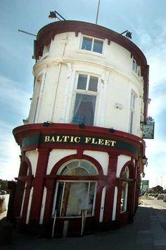 The Baltic Fleet Pub, Liverpool, serving customers for 400 years - Liverpool Echo Liverpool Town, Liverpool History, Liverpool England, Great Britan, England Countryside, Flatiron Building, Pub Signs, Interesting Buildings, New City
