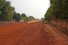 Bobo Dioulasso, Burkina Faso.  I was there when the country was called Upper Volta.  Nice people.