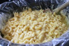 creamiest macaroni and cheese in the crockpot