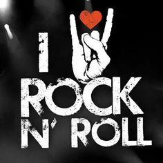 I ♥ Rock N Roll