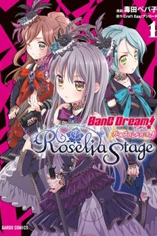 BanG Dream! Girls Band Party! Roselia Stage Stage, Big Music, All Band, Comic Store, Manga Boy, Girl Bands, Manga To Read, Rock Bands, Storytelling
