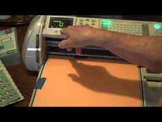Artbooking With The Cricut - YouTube