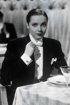 """British actress Jessie Matthews, in """"First a Girl""""1935."""