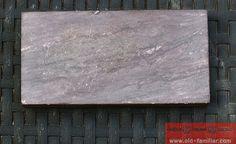 antiker Schleifstein /  antique hone stone (Rouge de Salm / Lorraine)