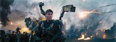 CINEMA - Edge of tomorrow: Senza domani, Tom Cruise contro gli alieni. Tom Cruise, Doug Liman, Edge Of Tomorrow, Still Frame, The Oc, Emily Blunt, Action Film, Visual Effects, Cinematography