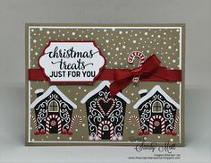 The Scrap n' Stamp Shop: CANDY CANE LANE - A Trio of Christmas Cards