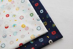 Apple fabric Apple pattern 44x35 100% Cotton 30s by KoreaBacol