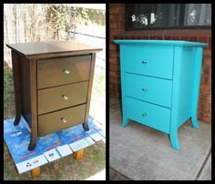 home diy how to paint old furniture designforlifeden with regard to repaint old furniture How to Paint and Decorate An Old Furniture In Formica Painting Wooden Furniture, Cool Furniture, Modern Furniture, Dresser Painting, Black Furniture, Furniture Ideas, Apartment Furniture, Home Office Furniture, Bedroom Furniture