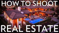 How to Shoot Real Estate Videos | Job Shadow - YouTube