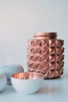 Interieur DIY: zelf je huis decoreren met koperspray | Fashionlab