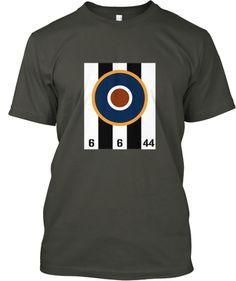 British RAF D-DAY Normandy Invasion Shirt  teespring.com/rafdday  Honoring British WW2 Royal Air Force crews and airborne troops.