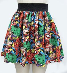 A skirt I'd actually be willing to wear, but it'd have to be with leggings
