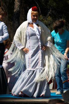 Chulapa Fiestas San Isidro de MADRID