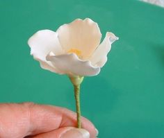 Sugarpaste mock orange blossom tutorial