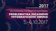 ROS Medzinárodná fotografická konferencia 2017