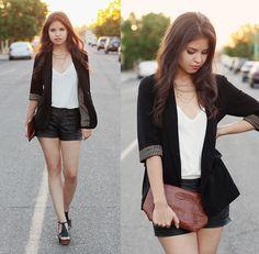Ooooo I like this look~