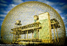 Biosphere.  Montréal.