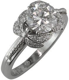 Bespoke Dragonfly Engagement Ring | UK Jewellery Designers London Victorian Ring Co