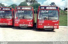 Ônibus da empresa Transbus Transportes > Gávea Transportes, carro B206 - Antigo 9891, carroceria Marcopolo Torino 1989, chassi Volvo B58. Foto na cidade de Ribeirão das Neves-MG por Grupo Rodap, publicada em 01/12/2016 18:33:01.