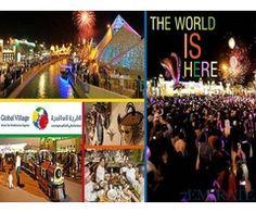 Fantasy world Global village Cards for Sale in Dubai