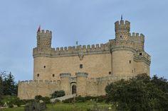 Castillo de Manzanares el Real, el mejor conservado de Madrid