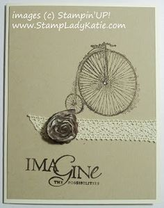 Card made with Stampin'UP!'s Sale-a-bration Stamp set: Feeling Sentimental