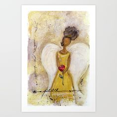 Angel of Peace 2 by Tiare Smith