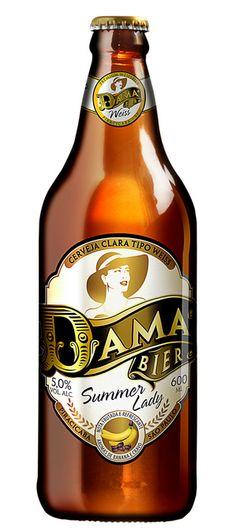Cerveja Dama Summer Lady - Cervejaria Dama Bier