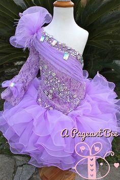 Infant/toddler/baby/children/kids glitz Girl&39s Pageant Dress for ...