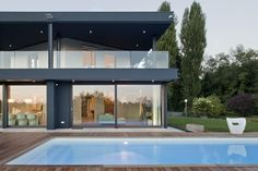Villa in Udine by iarchitects
