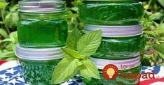 Menta lekvár: nem csak finom, de a szervezet számára is igen hasznos! Jelly Recipes, Jam Recipes, Canning Recipes, Healthy Recipes, Mint Jelly, Jam And Jelly, Antipasto, Peppermint Leaves, Home Canning