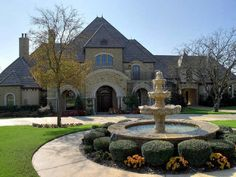 Old World Feel to this Montserrat Fort Worth, Texas Mansion   Homes of the Rich – The Web's #1 Luxury Real Estate Blog