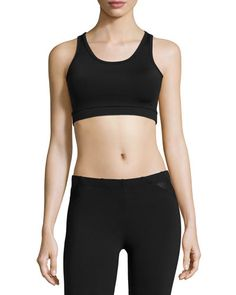 0ed4b6ab61 Shop Mesh-Trim Sports Bra
