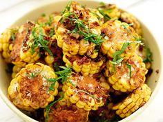 Suveränt gott och söthett snacks. Rätten passar också som tillbehör till grillrätter med både fisk, kött och vegetariska burgare.