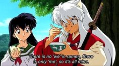 This is me!Anime movie- Inuyasha: A Castle Beyond The Looking Glass