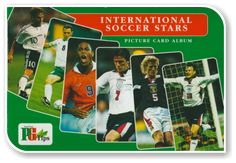 International Soccer Stars 1998 International Soccer, Soccer Stars, Star Pictures, Picture Cards, Fifa World Cup, Baseball Cards, Magick, Pictorial Maps