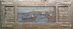 .: αστηρ α.ε. | astir s.a. (Country Corner furniture distributor in Greece) :. Nautical Theme, Hand Painted, France, Interiors, Collections, Painting, Furniture, Art, Art Background