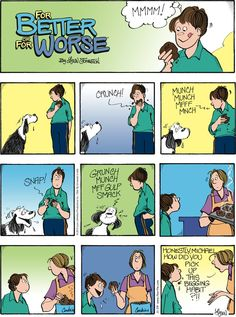 For Better or For Worse  comic strip for Nov/29/15