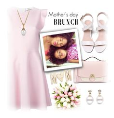 """""""#mothersdaybrunch"""" by liligwada ❤ liked on Polyvore featuring Mallet & Co, MSGM, Kate Spade and David Yurman"""