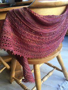 Hundred Acre Wood by Helen Stewart, knitted by Rosiart2   malabrigo Sock in Archangel