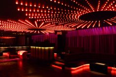 Playboy Club, London LIGHTING: into lighting INTERIOR: Jestico & Whiles