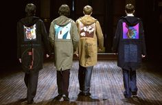 Thanks to designer Peter Saville, the seminal Manchester label created a visual legacy which has found its way into menswear by Supreme, Raf Simons, and Raf Simons, Peter Saville, London Fashion Week Mens, Tokyo Fashion, Men's Fashion, Paris Fashion, Street Fashion, Liverpool, 1980s Art