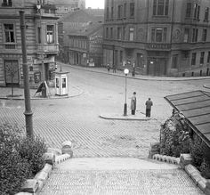 Old Pictures, Czech Republic, Historical Photos, Vintage Images, Google Images, Louvre, Street View, Black And White, Retro