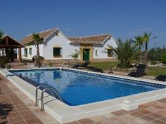 5 Bed Luxury Air-conditioned Finca & Pool near Montes de Malaga National ParkVacation Rental in Olias from @homeaway! #vacation #rental #travel #homeaway