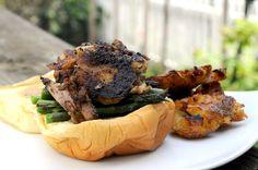 Duck Sandwich and Rhubarb Crisp | Kane's AddictionKane's Addiction