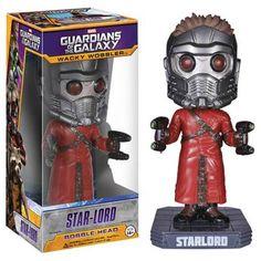 Guardians of the Galaxy Wacky Wobbler Star-Lord Bobble Head Vinyl Figure