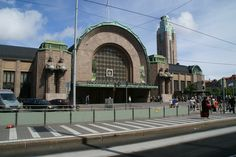 Helsinki - Railway Station