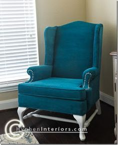 Simple and Modern Tricks: Vintage Upholstery Interiors upholstery table dining rooms.Modern Upholstery Home Tours. Painting Fabric Furniture, Paint Upholstery, Living Room Upholstery, Upholstery Repair, Upholstered Furniture, Fabric Painting, Painted Furniture, Paint Fabric, Chair Painting