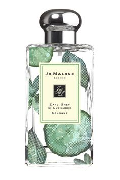Jo Malone London X Calm & Collected | Earl Grey & Cucumber Cologne #BeautyProject @Selfridges.com.com